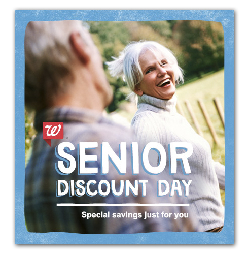 What age do you get the senior citizen discount for Kohls.